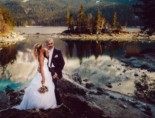 Wedding Style Shooting Eibsee