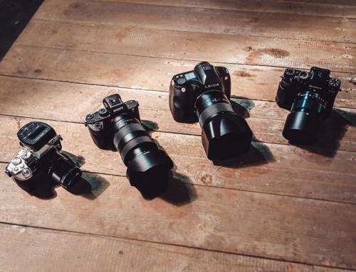Welche Kamera ist die richtige für mich