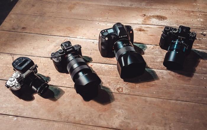 Fotokamera Test