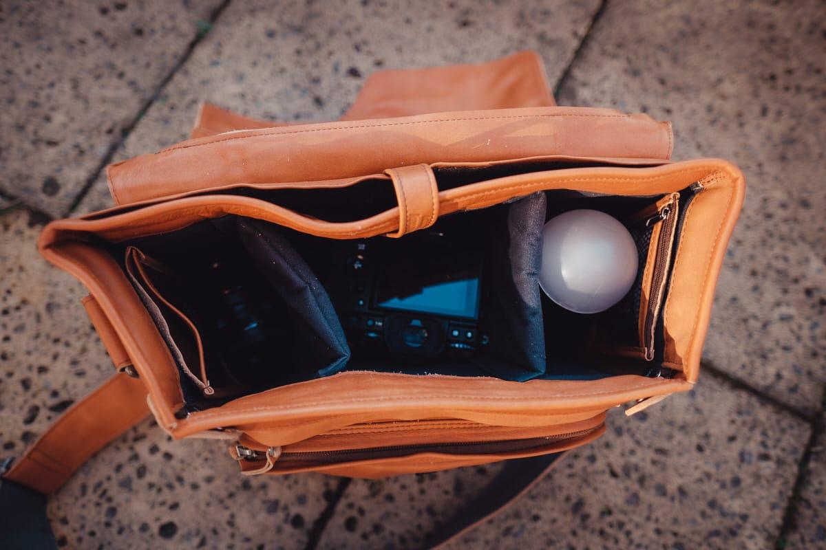 The Messenger - Compagnon Bag - Fotograf München