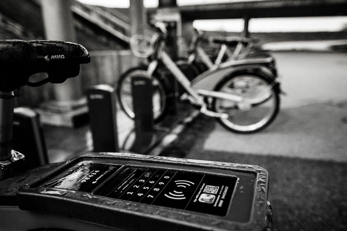 MVG Fahrräder in Deisenhofen