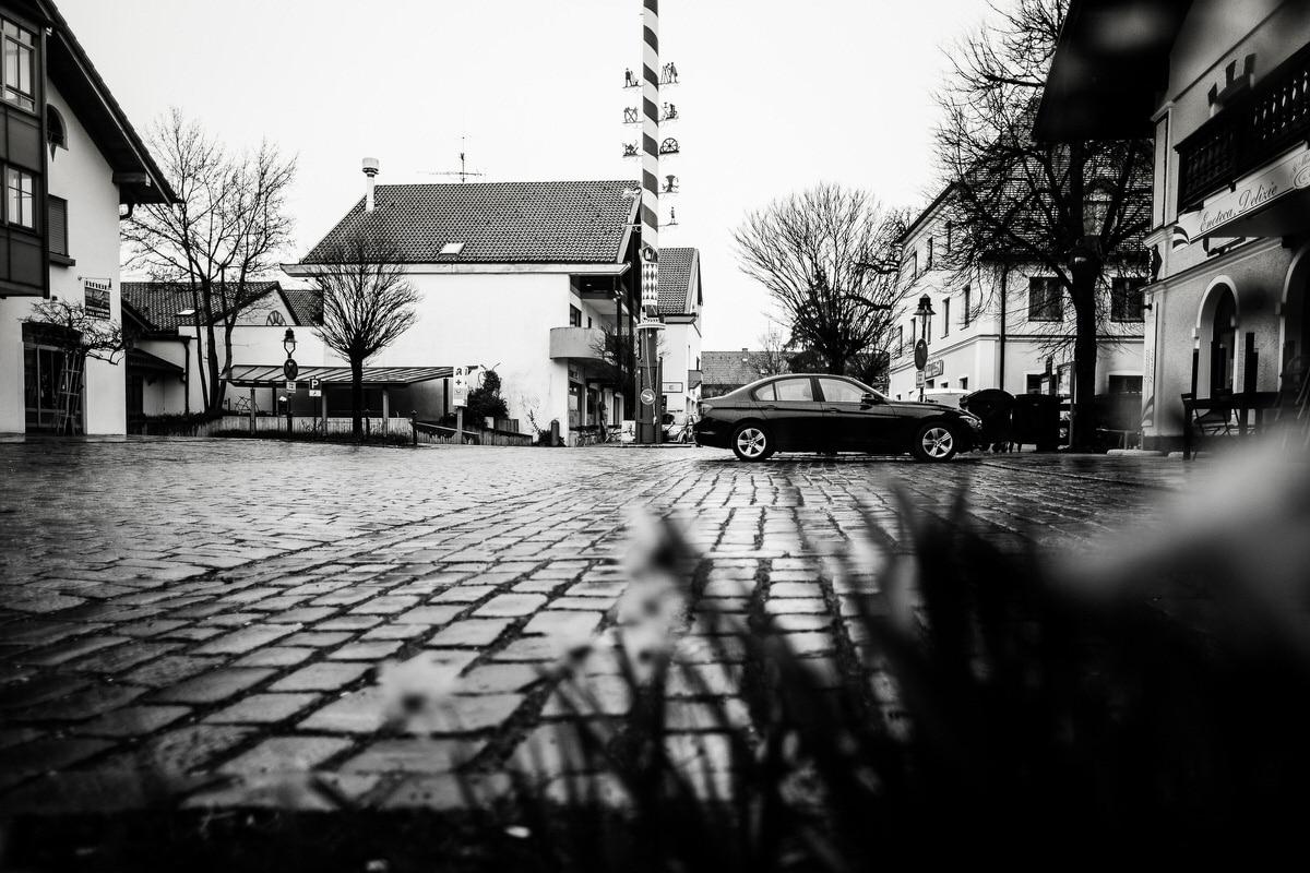 Kirchplatz Oberhaching