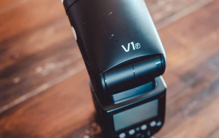 Godox V1 Test Fotograf