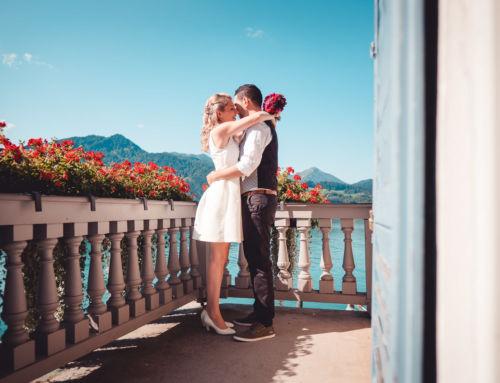 Eine Hochzeit am Tegernsee