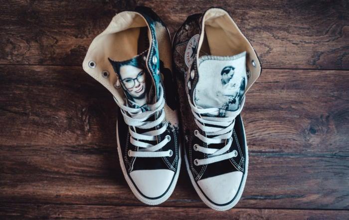 Meine Converse All Stars
